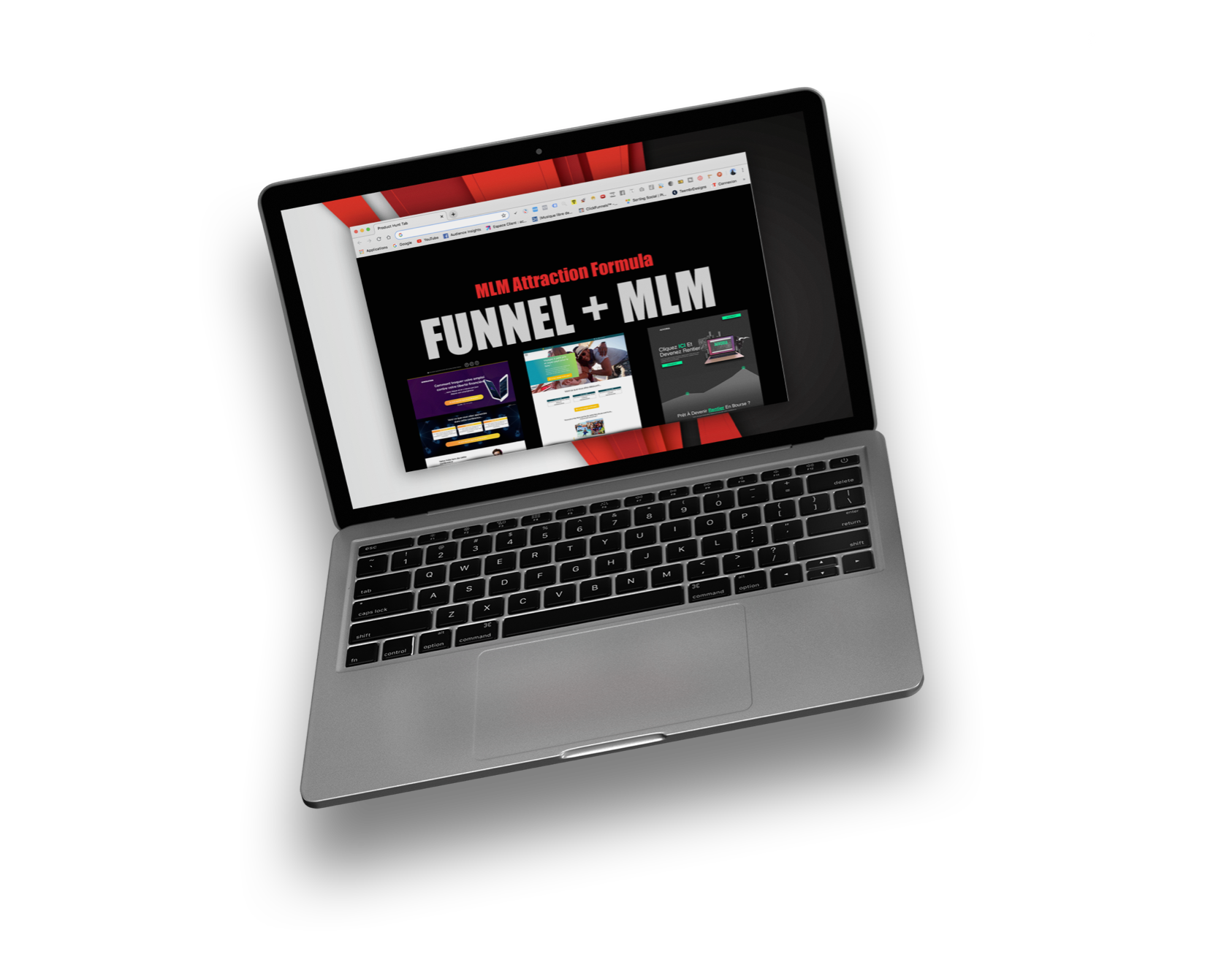 MLM Attraction Formula